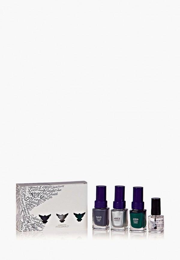 Набор лаков для ногтей Christina Fitzgerald Christina Fitzgerald CH007LWFTT04