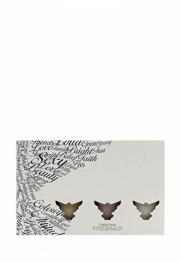 Набор лаков для ногтей Christina Fitzgerald Christina Fitzgerald CH007LWFTT08