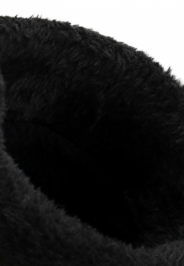 Фото 5 - женский дутик Chasse черного цвета