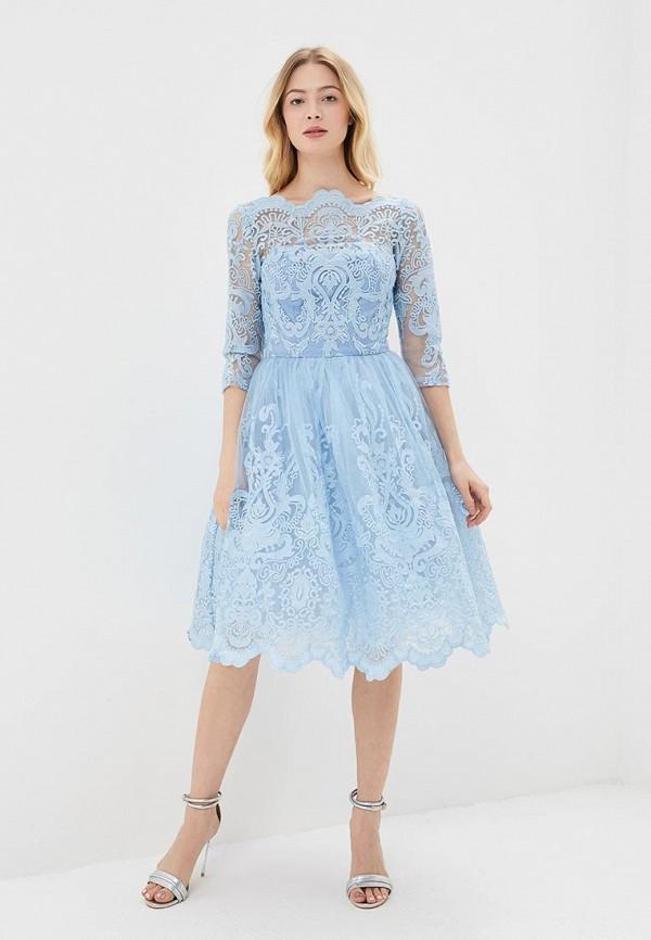 Фото Платье Chi Chi London. Купить с доставкой