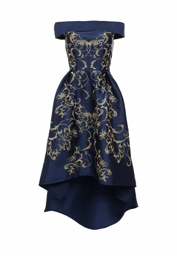 Платье-макси Chi Chi London 42418BLGL