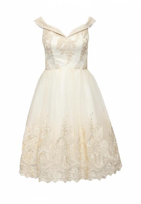 Платье-миди Chi Chi London 51675CR