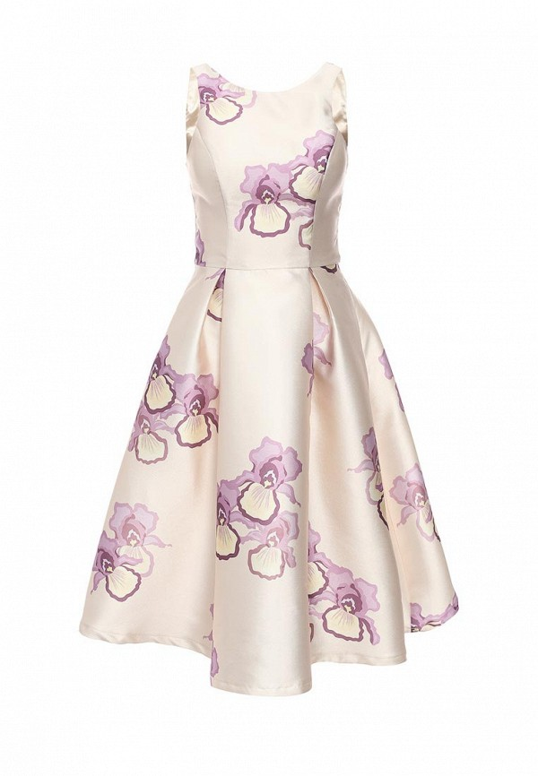 Платье-миди Chi Chi London 7518M