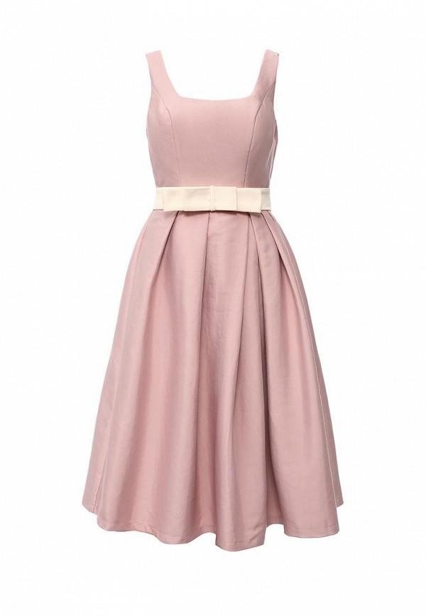 Платье-миди Chi Chi London 7103BR