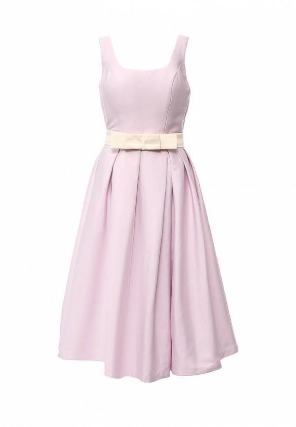 Платье-миди Chi Chi London 7103PI