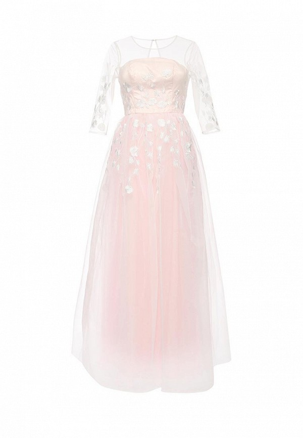 Вечернее / коктейльное платье Chi Chi London 42383WHI