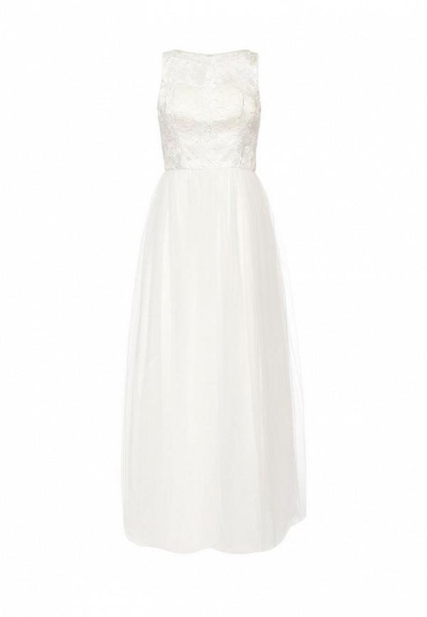 Вечернее / коктейльное платье Chi Chi London 51651WHI