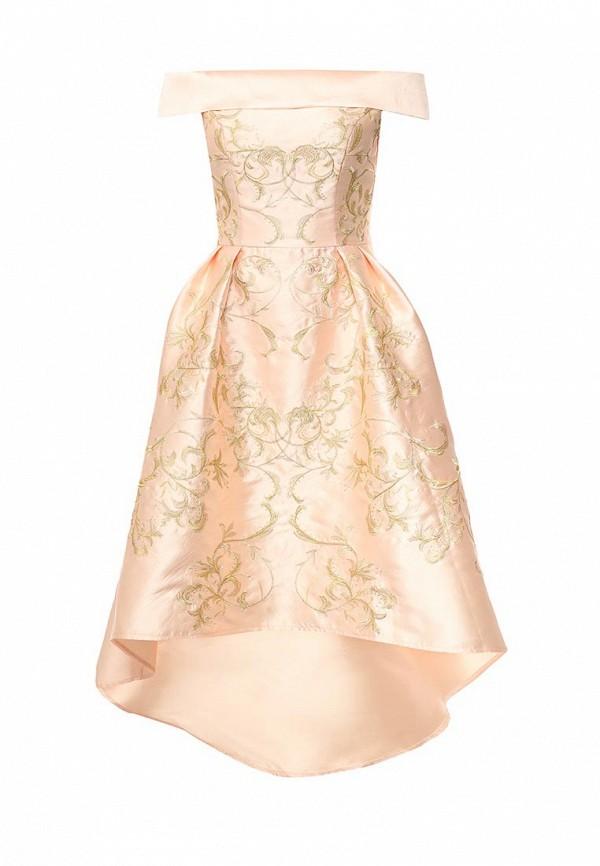 Платье-макси Chi Chi London 42418NU