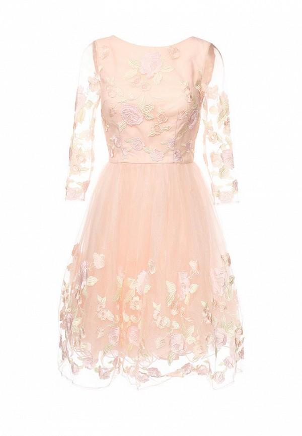 Вечернее / коктейльное платье Chi Chi London 7516CR