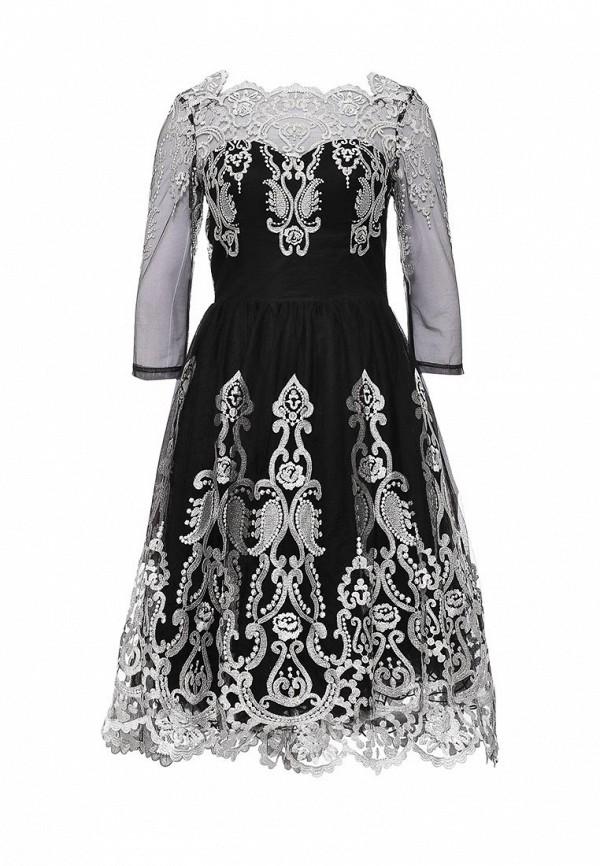 Вечернее / коктейльное платье Chi Chi London 42719BLSI