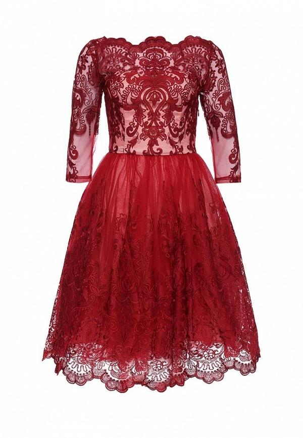 Вечернее / коктейльное платье Chi Chi London 41735RUS