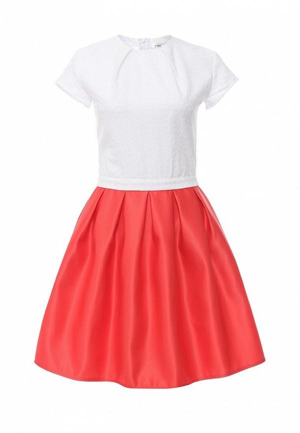 Платье-миди CHIC N12