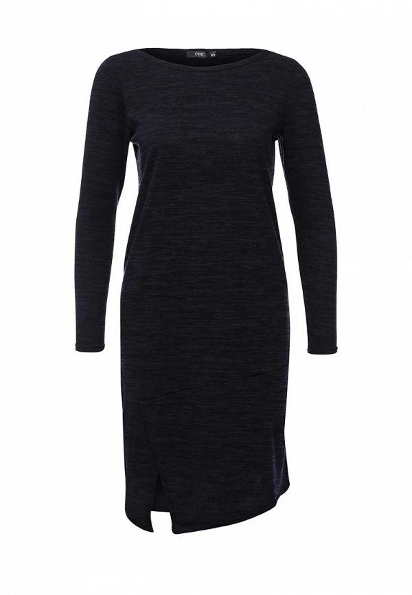 Вязаное платье CHIC D23