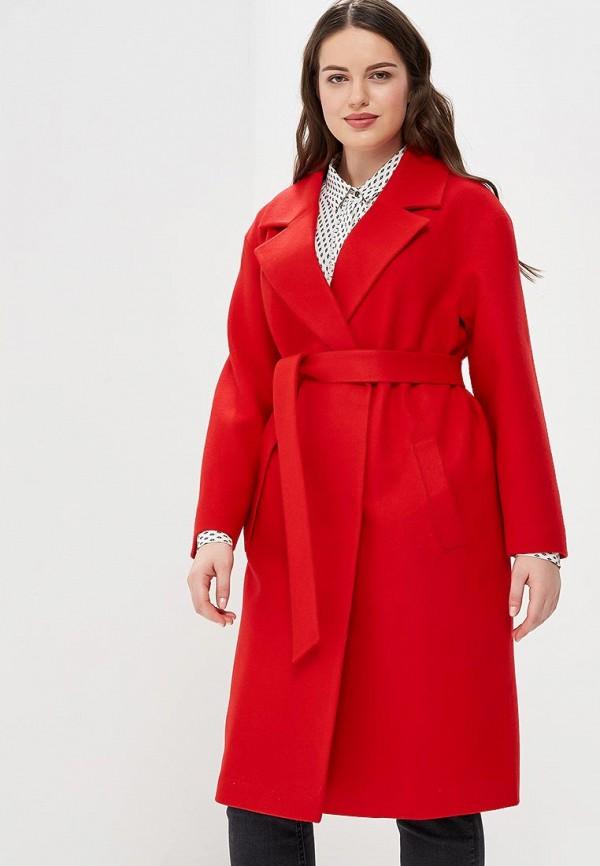 Пальто Chic de Femme Chic de Femme CH055EWATHI8 платье chic de femme chic de femme ch055ewathg2