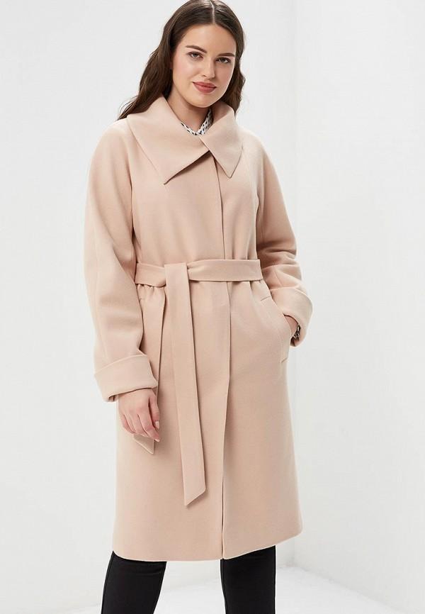 Пальто Chic de Femme Chic de Femme CH055EWATHJ2 платье chic de femme chic de femme ch055ewathg2