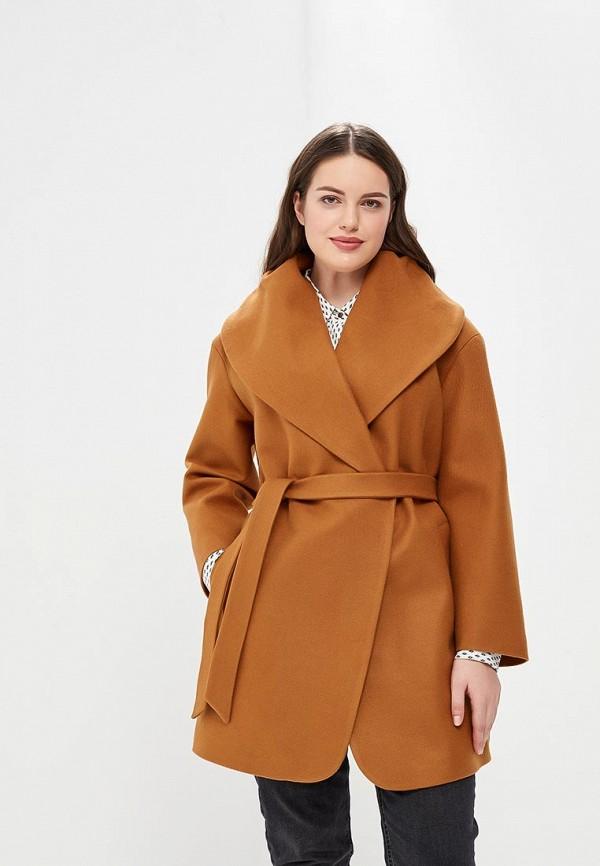 Пальто Chic de Femme Chic de Femme CH055EWATOW1 платье chic de femme chic de femme ch055ewathg2