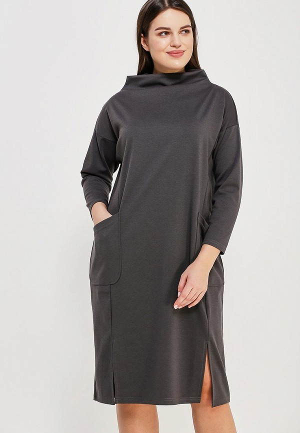 Платье Chic de Femme Chic de Femme CH055EWXFQ30 платье chic de femme chic de femme ch055ewathg2