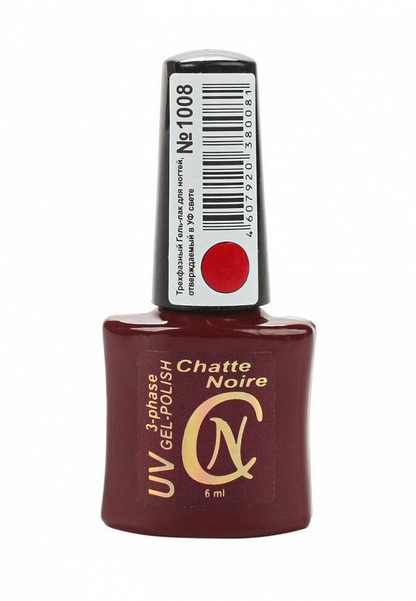 Гель-лак для ногтей Chatte Noire Chatte Noire CH059LWANGG2