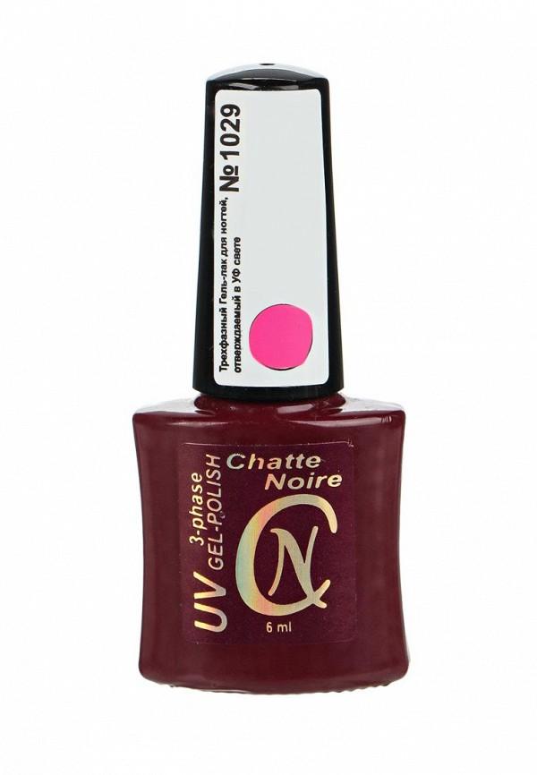 Купить Гель-лак для ногтей Chatte Noire, (трехфазный) №1029 розовый неон 6 мл, CH059LWANGH1, Весна-лето 2018