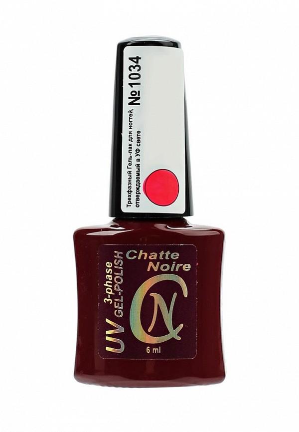 Купить Гель-лак для ногтей Chatte Noire, (трехфазный) №1034 светло-малиновый неон 6 мл, CH059LWANGH6, розовый, Весна-лето 2018