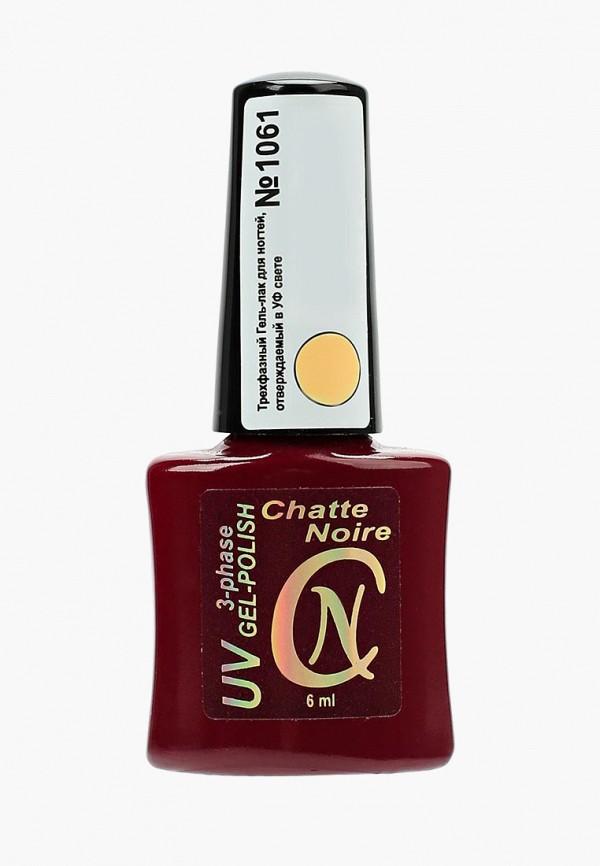 Фото Гель-лак для ногтей Chatte Noire. Купить с доставкой