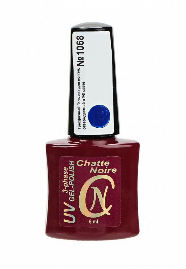 Гель-лак для ногтей Chatte Noire Chatte Noire CH059LWANGJ6