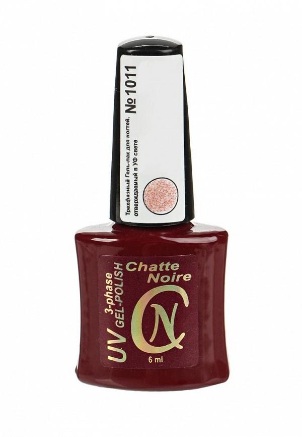 Купить Гель-лак для ногтей Chatte Noire, (трехфазный) №1011 розовый голографический глиттер 6 мл, CH059LWANGL9, Весна-лето 2018