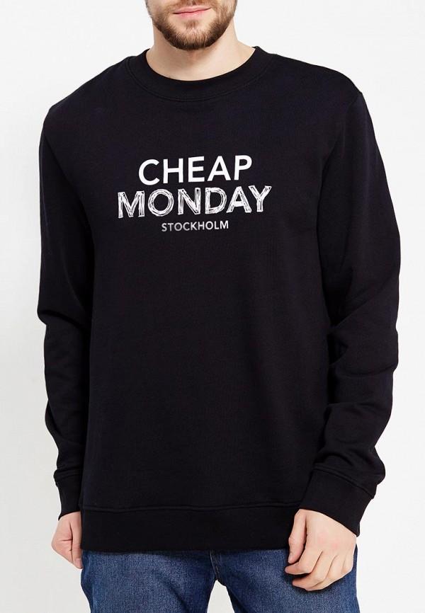 Свитшот Cheap Monday Cheap Monday CH839EMWWK00 cheap monday sonic