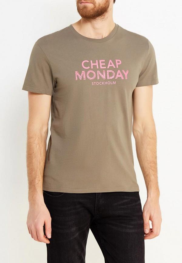 Футболка Cheap Monday Cheap Monday CH839EMWWK05 cheap monday sonic
