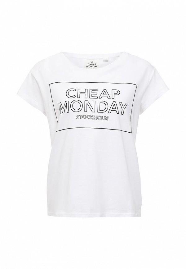 Футболка Cheap Monday Cheap Monday CH839EWQAH99  цены