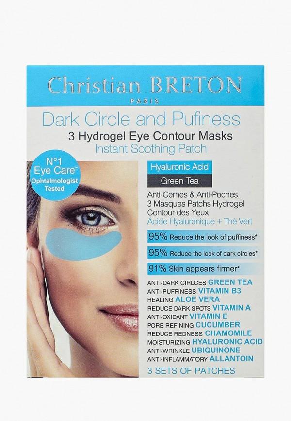 Патчи для глаз Christian Breton Paris Christian Breton Paris CH998LWSSS51 крем christian breton крем ночной восстанавливающий christian breton энергия молодости 50мл paris