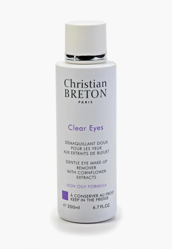 Средство для снятия макияжа Christian Breton Paris Christian Breton Paris CH998MWIH174