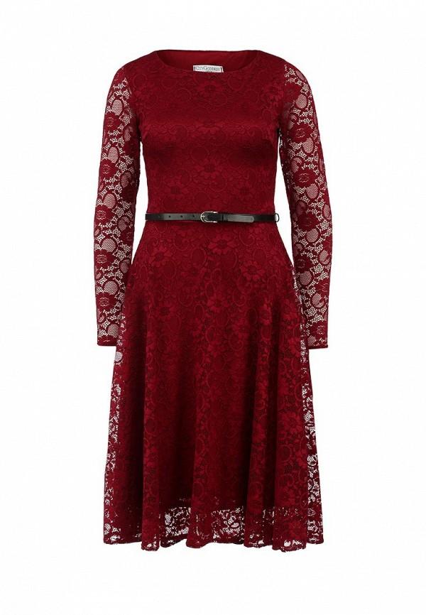 Платье-миди City Goddess DR621