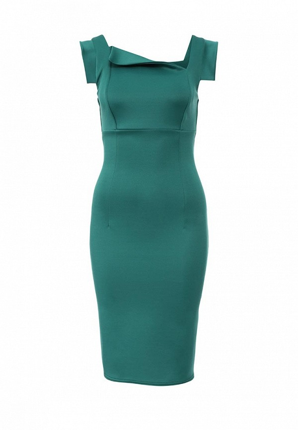 Платье-миди City Goddess D1783S