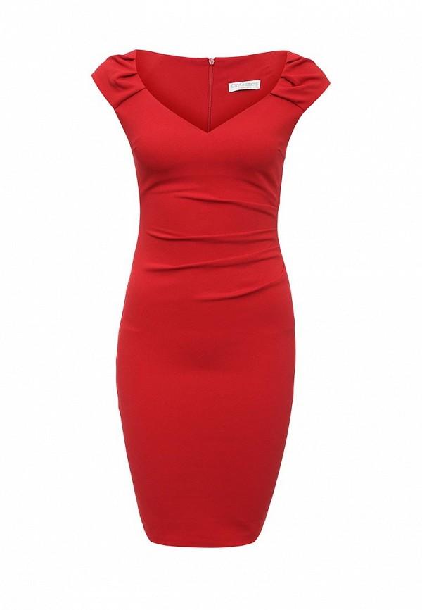 Платье-миди City Goddess DR840A