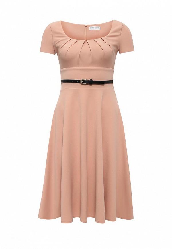 Вязаное платье City Goddess DR622C