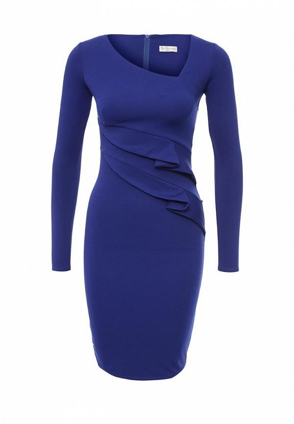 Платье-миди City Goddess DR915