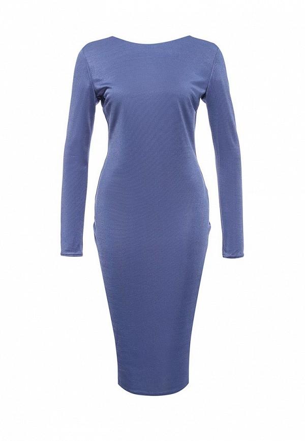 Вязаное платье City Goddess DR917
