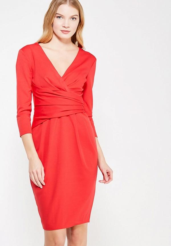 Красно Платье С Доставкой
