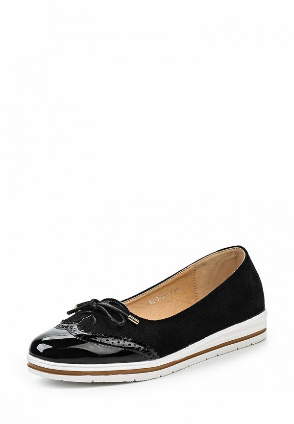 Туфли на плоской подошве Ciengrados 3A374