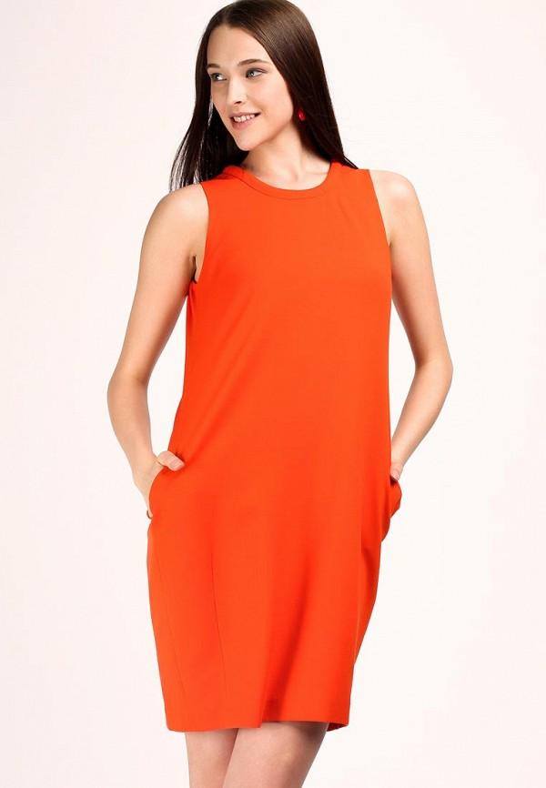 Платье Cinque CI234EWBP806. Цвет: оранжевый