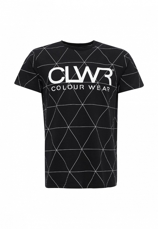 цена  Футболка CLWR CLWR CL003EMTQU33  онлайн в 2017 году