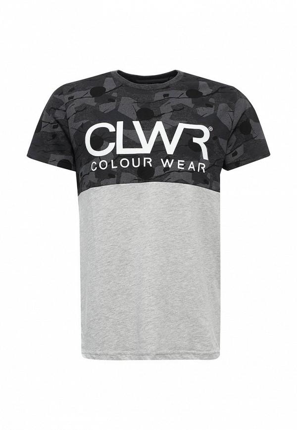 худи clwr clwr cl003emtqu27 Футболка CLWR CLWR CL003EMTQU35