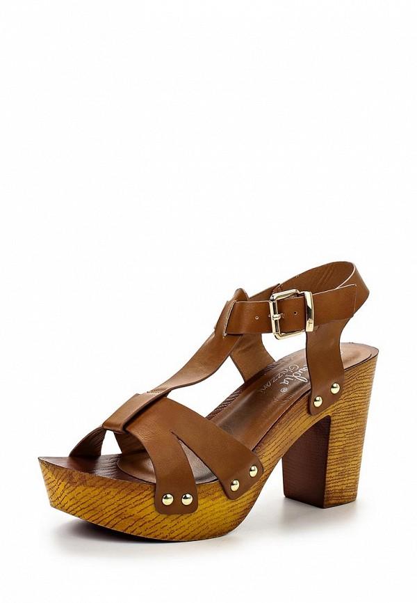 Босоножки на каблуке CLAUDIA GHIZZANI 2,110104