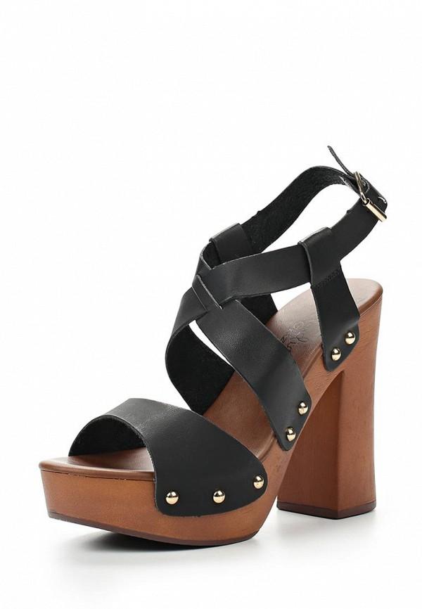 Босоножки на каблуке CLAUDIA GHIZZANI 2.875517