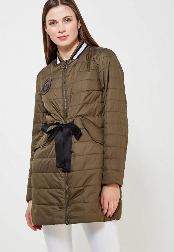Куртка утепленная Clasna Clasna CL016EWANWV4 куртка утепленная clasna clasna cl016ewyfc36