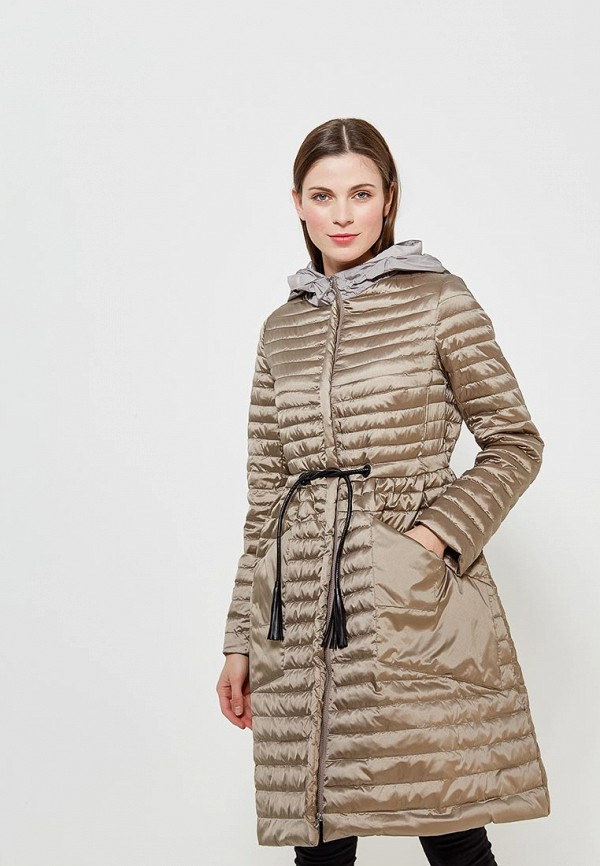 Куртка утепленная Clasna Clasna CL016EWANWW3 куртка утепленная clasna clasna cl016ewyez62