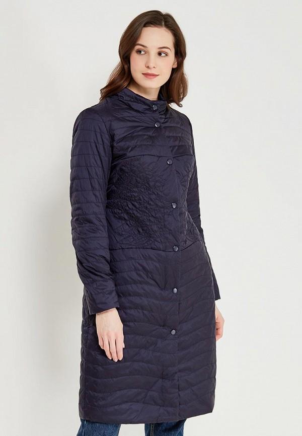 Куртка утепленная Clasna Clasna CL016EWANWX1 куртка женская clasna цвет темно синий cw17d 332cw размер 48