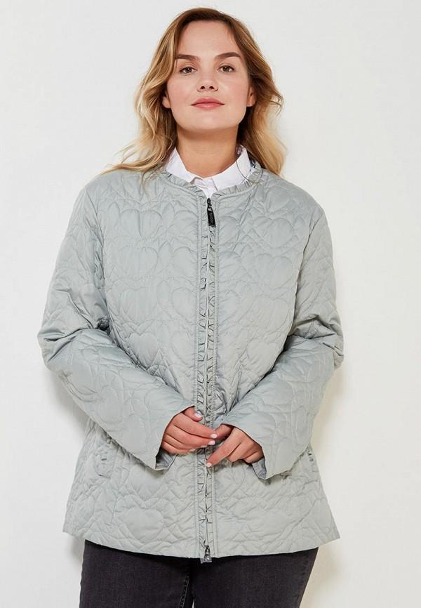 Куртка утепленная Clasna Clasna CL016EWANWZ8 куртка утепленная clasna clasna cl016ewyhd27
