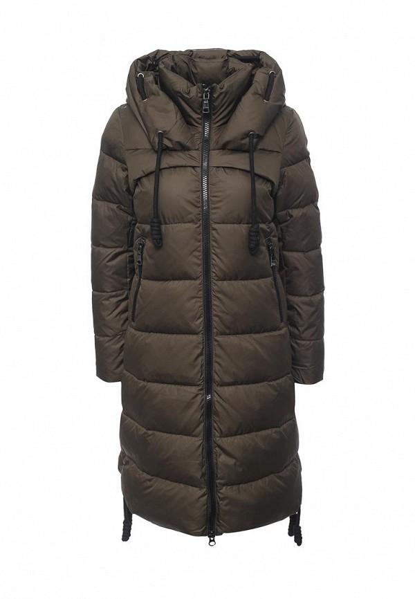 Куртка утепленная Clasna Clasna CL016EWNLX93 куртка утепленная clasna clasna cl016ewnmf28